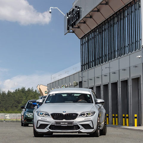 Silesie Ring - BMW Driving Experience
